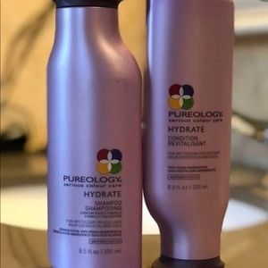 PUREOLOGY HYDRATE BUNDLE SHAMPOO & conditioner